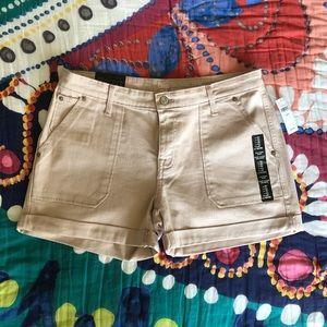 Gap Blush Denim Shorts